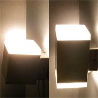 LED Wandleuchte Cedros einseitig oder beidsieitg abstrahlend