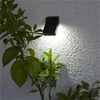 LED Dekoleuchte sogt im Dunkeln für Sicherheit