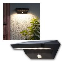 LED solar wall lamp WALLY with motion detector | solar light