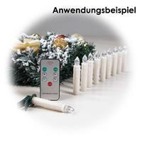 Die einfache Lösung für Weihnachtsbaum-Beleuchtung