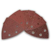 Sanding triangles Pro-XL, 5 grains | sheets for delta sander