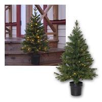 LED Tannenbaum Byske | mit Lichterkette, Batterie und Timer