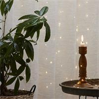 LED Deko Lichterkette sorgt für gemütliche Athmosphäre