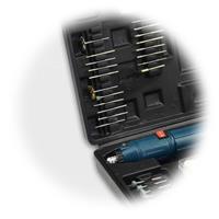 Schleifer Set für Anwendungen mit hohen Ansprüchen an Präzision