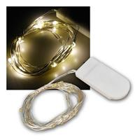 LED Wire String Light Micro | LED battery decorative lightin
