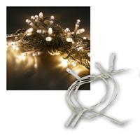 LED light string 230V | LED party lights chain for outside