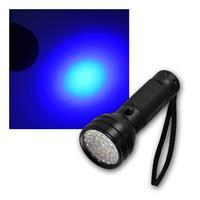LED-Taschenlampe | Schwarzlicht | Geldscheinprüfer