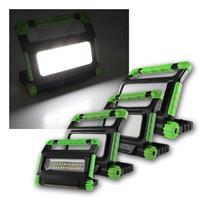 LED Akku-Baustrahler BSA | LED Arbeitsleuchte | kabellos