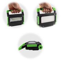 handliche und leicht zu transportierende LED Akku Arbeitsleuchte