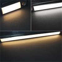 LED Nachtlicht mit Tag-Nachtsensor, warmweiße LEDs