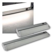LED cabinet light Versatile | swiveling LED light bar 230V