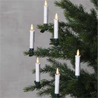 Christbaumkerzen, Flammeneffekt, , Dekoration, Weihnachten