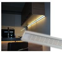 LED light bar STARLINE 50cm | pure-white | triangle