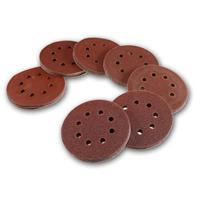 Grinding wheels Ø125mm | 70s pack | different grain size