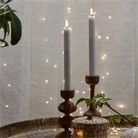 LED Kerzen 25cm, warmweiß, speziell für Kerzenleuchter