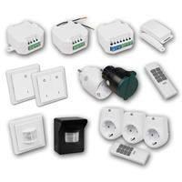 Wireless switch series COMFORT | receiver/transmitter