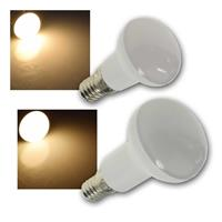 LED reflector spotlight R39/R50 | warm white | E14 | 3/6W