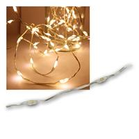 LED Wire Fairy Lights, Mirco LEDs | LED outdoor light chain