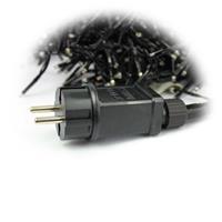 LED Deko Lichterkette mit Netzteil für 230V Anschluss
