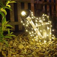 LED Dekobeleuchtung mit 80 warmweißen LEDs