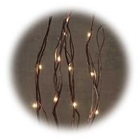 LED Lichterkette mit Naturzweigen für den Innenbereich