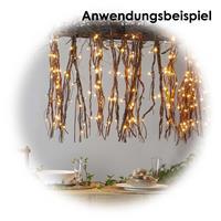 Zweige mit Beleuchtung für viele Gestaltungsmöglichkeiten