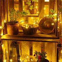 LED Beleuchtung mit warmweißen LEDs für Innen und Außen