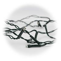 LED Vorhang mit unterschiedlich langen Strängen