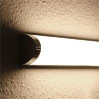 LED Wandleuchte mit diffuser Abdeckung für sanftes Licht