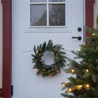 LED Weihnachtsdeko für Innen und Außen mit Dämmerungssensor