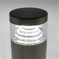 LED Leuchten mit kaltweißen SMD LEDs unter Kunststoff-Lichtkuppel