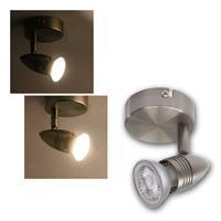 LED Leuchte MOLI IQ-LEDIM GU10 | neutralweiß, 1-flammig