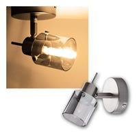 LED Spotleuchte EVELI G9 COB LED 2W | warmweiß, 1-flammig