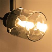 LED Spotleuchte mit warmweißem G9 COB Leuchtmittel