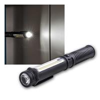 LED flashlight DEXTER2 | battery operated | 2 light modes