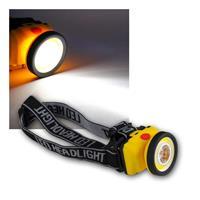 LED headlamp DANILO | battery operated | 3 light modes
