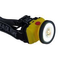 LED Stirnlampe DANILO mit flexibel und einstellbaren Bänder