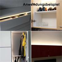 Schubladen- oder Schrankbeleuchtung, 90 SMD LEDs