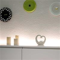 Leuchtband, Leuchtstreifen, LED Stripe, warmweiß, 30 SMD LEDs