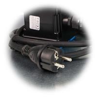 Steckdose mit Erdspieß, 2 oder 10m Kabel, 2- oder 4-fach