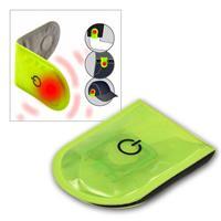 LED Sicherheitslicht | reflektierend | 1/2/4/8-Set | Magnet