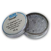 Fields TINNER, 15g tin can, Sn96,5Ag3,5