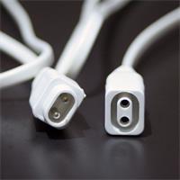 Verbindungsleitung mit Stecker und Kupplung für 230V LED Leuchten