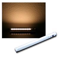 LED-Lichtleiste mit PIR Bewegungsmelder, warmweiß