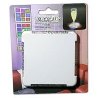 LED Coaster für noch mehr Party-Spaß