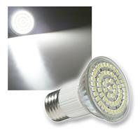 E27 LED spot | 60 SMD LEDs | pure white | 3W | 200lm