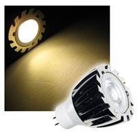 MR11 LED Strahler | 1W Edison LED Chip | warm-weiß | 60lm