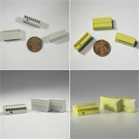 Sortiment Dosenklemmen APARTMENT 65teilig in PE-Box Kabel-Verbindungs-Klemmen