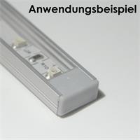 Kunststoff-Endkappefür Alu-Profil