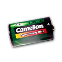 Pack of 2x R20P UM1 mono batteries Camelion green